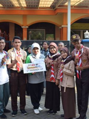 Juara 2 International Young Learners' Video Competition (Iylvc) di Malaysia